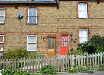 Thumbnail 3 bed terraced house to rent in Woodlands Road, Epsom