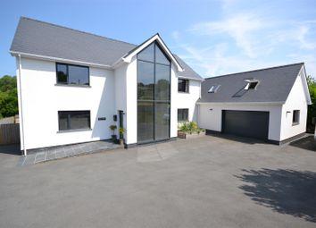 Thumbnail 6 bed detached house for sale in Velindre, Llandysul