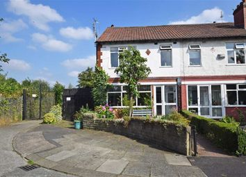 Thumbnail 3 bed terraced house for sale in Bradwell Avenue, West Didsbury, Manchester
