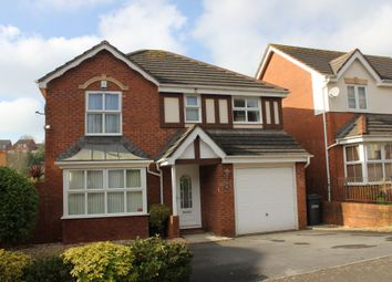 Thumbnail 4 bed detached house for sale in Trelissick Road, Heritage Park, Paignton