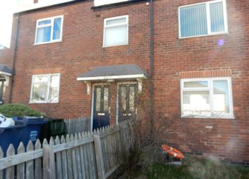 Thumbnail 2 bedroom flat for sale in 28 Bilbrough Gardens, Newcastle Upon Tyne, Tyne And Wear