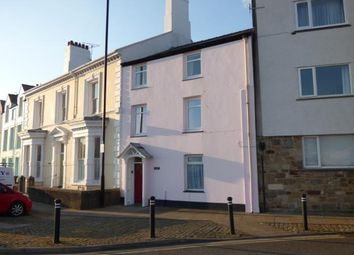Thumbnail 4 bed terraced house for sale in West End, Beaumaris, Anglesey, North Wales