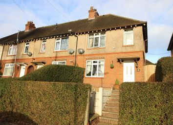 Thumbnail 2 bed terraced house for sale in The Walks, Leek, Staffordshire