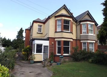 Thumbnail 5 bed semi-detached house for sale in Conway Road, Colwyn Bay, Conwy