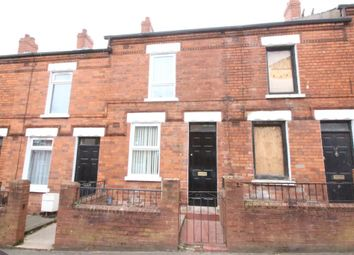 Thumbnail 2 bed terraced house for sale in Rockmore Road, Belfast