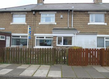 Thumbnail 2 bed terraced house for sale in Oswald Road, Newbiggin-By-The-Sea