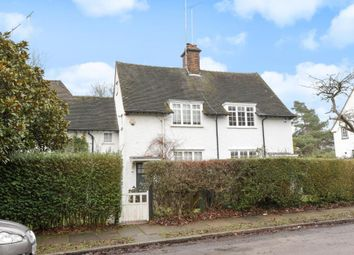 Thumbnail 3 bed terraced house for sale in Oakwood Road, London NW11,