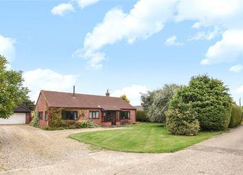 Thumbnail 3 bedroom detached bungalow for sale in Sheringham Road, West Beckham, Holt, Norfolk