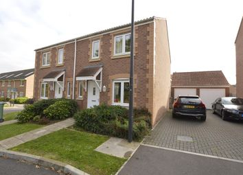 Thumbnail 3 bed semi-detached house for sale in Green Crescent, Frampton Cotterell, Bristol