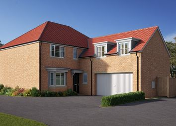 """Thumbnail 5 bed detached house for sale in """"The Hemingbrough"""" at Station Road, Kirk Hammerton, York, Kirk Hammerton"""
