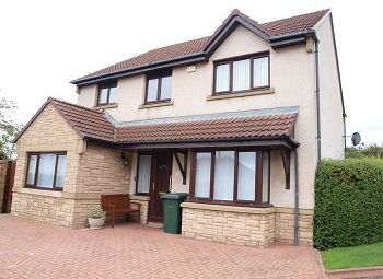 Thumbnail 5 bed detached house to rent in The Murrays, Edinburgh