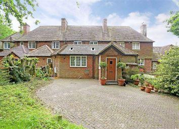 Thumbnail 3 bed cottage for sale in Chawton Park Road, Chawton, Alton