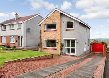 Thumbnail 3 bed detached house for sale in Rosedale Avenue, Paisley, Renfrewshire