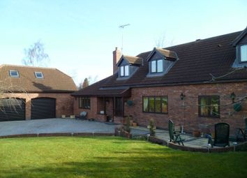 Thumbnail 5 bed detached house for sale in The Bungalow West End, Kilham, Driffield