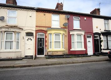 Thumbnail 2 bedroom terraced house to rent in Methuen Street, Wavertree, Liverpool
