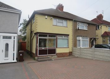 Thumbnail 3 bed property to rent in Ringwood Road, Wolverhampton