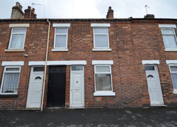 Thumbnail 2 bed terraced house to rent in Parker Street, Burton-On-Trent