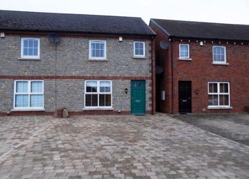 Thumbnail 2 bedroom semi-detached house to rent in Fountain Crescent, Lisburn