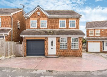 Thumbnail 4 bed detached house for sale in Manvers Road, Mexborough