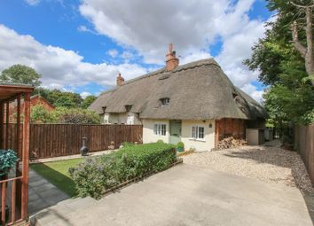 Thumbnail 3 bed semi-detached house for sale in Letcombe Regis, Wantage