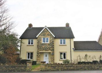 Thumbnail 4 bed detached house for sale in Chew Lane, Chew Stoke