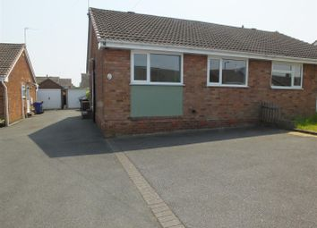 Thumbnail 2 bed semi-detached bungalow to rent in Gretton Ave, Stretton, Burton On Trnet
