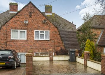 Thumbnail 3 bed semi-detached house for sale in Mountbatten Close, Hastings