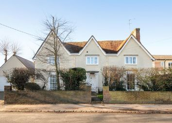 Thumbnail 5 bedroom detached house for sale in High Street, Harwell