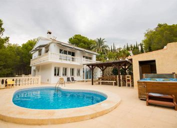 Thumbnail 4 bed town house for sale in Altea, Alicante, Spain