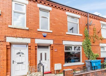 Thumbnail 2 bed terraced house for sale in Milkwood Grove, Manchester, Greater Manchester