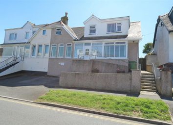 Thumbnail 4 bedroom semi-detached house for sale in St. Thomas Road, Newquay