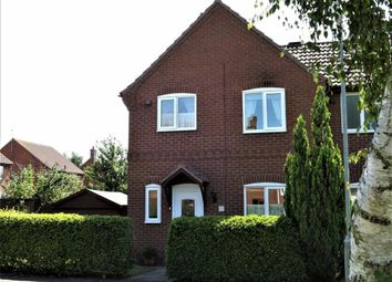 Thumbnail 3 bed semi-detached house for sale in Maple Grove, Holbeach, Spalding