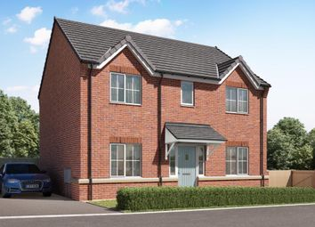 Thumbnail 4 bed detached house for sale in Pinfold Garth, Sherburn In Elmet, Leeds