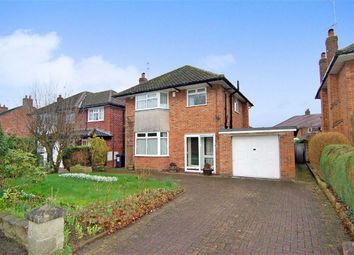 Thumbnail 3 bedroom detached house for sale in Padgbury Lane, West Heath, Congleton