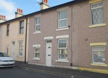 Thumbnail 2 bedroom terraced house for sale in Croft Street, Morecambe