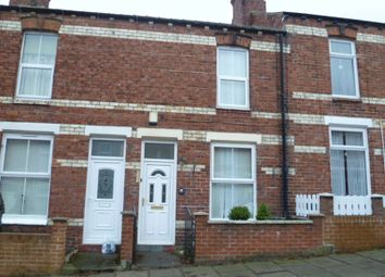 Thumbnail 2 bedroom terraced house for sale in Hutchinson Street, Bishop Auckland