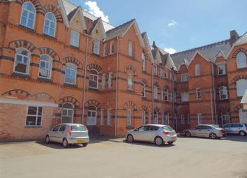 Thumbnail 3 bed flat for sale in Grosvenor Gate, Leicester, Leicestershire
