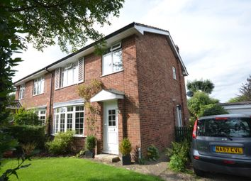 Thumbnail 3 bed property to rent in Manor Road, Oakley