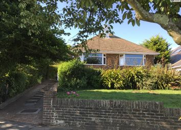 Thumbnail 4 bed detached bungalow for sale in Shirley Drive, Hove