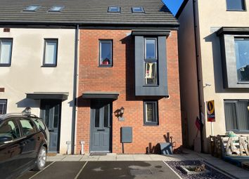 3 bed town house for sale in Heol Tapscott, Barry CF62