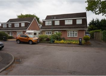 Thumbnail 3 bed semi-detached house for sale in Markham Close, Bournemouth