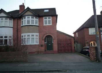 Thumbnail 4 bed property to rent in Eastcourt Avenue, Earley, Reading