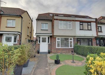 Thumbnail 4 bed semi-detached house for sale in Dominion Road, Broadwater, Worthing, West Sussex