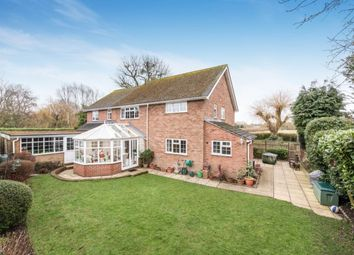Thumbnail 6 bed detached house for sale in Hedsor Road, Bourne End
