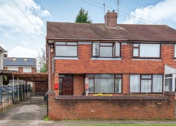 Thumbnail 3 bed semi-detached house for sale in Riverside Road, Trent Vale, Newcastle Under Lyme, Staffordshire