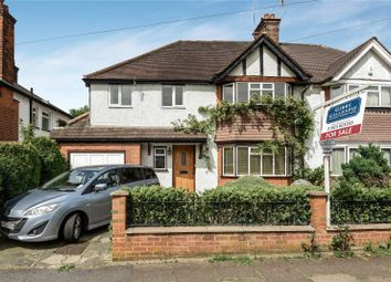 Thumbnail 5 bed semi-detached house for sale in Rofant Road, Northwood, Middlesex