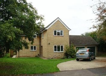 Thumbnail 2 bed flat to rent in Manor Close, Cassington, Witney