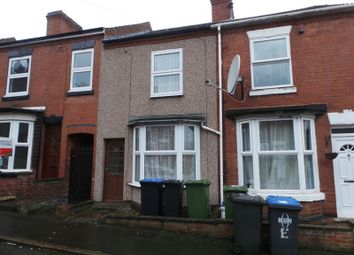 Thumbnail 2 bed terraced house to rent in Bridge Street, Rugby