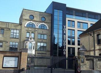 Thumbnail Office to let in Ws.V203, V203, Vox Studios, Vauxhall