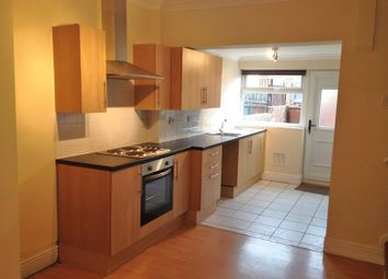 Thumbnail 2 bed terraced house to rent in Blundell Road, South Elmsall, Pontefract